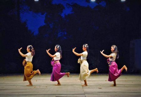 10月19日土曜開催『クメール舞踊来日公演 × 地域通貨「ぶんじ」マーケット』