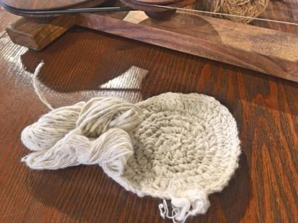【満員御礼】*9/29日開催『綿のワークショップ@カフェスロー』