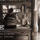 7/31金~8/5水『Og handicrafts & natural material 2020 summer exibition at CafeSlow』