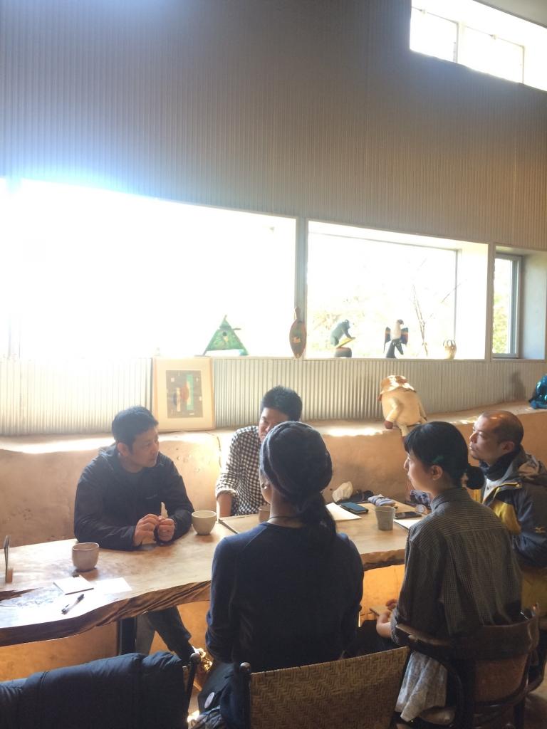 さわのはな米作り手・高橋広一さん~つづくたねの小さなおはなし会 2019.3月.