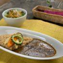 黒千石大豆とゴマのカレー:週末限定カレー2019年6月