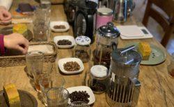毎週木曜 森を味わうコーヒーの会 2021『小寒~大寒』