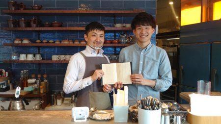 つながりプロジェクト~胡桃堂喫茶店&クルミドコーヒー~