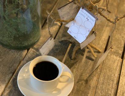「つながりコーヒー」、はじまります。