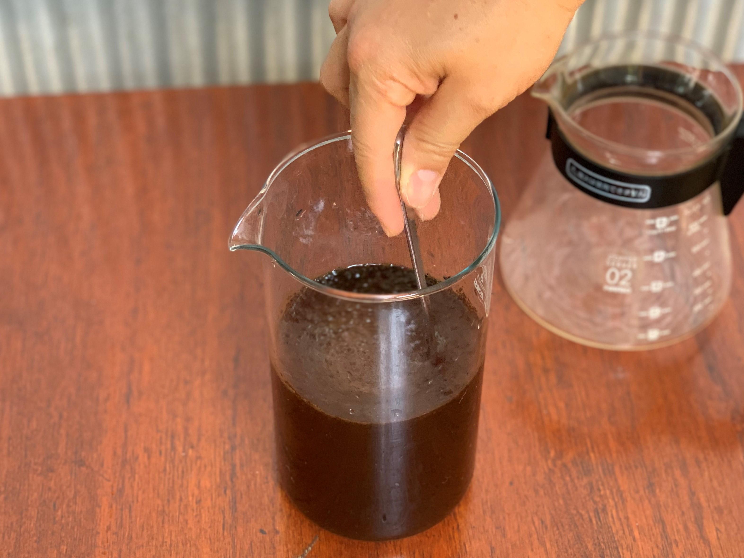 \夏本番/ 森の水出しコーヒー、つくり比べしてみました!レポ