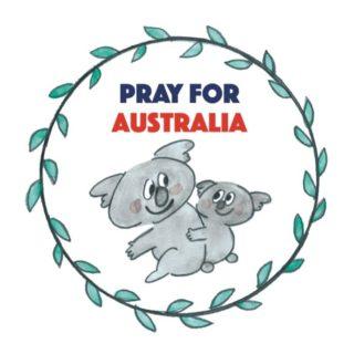 [ご報告とお礼]~Pray For Australia