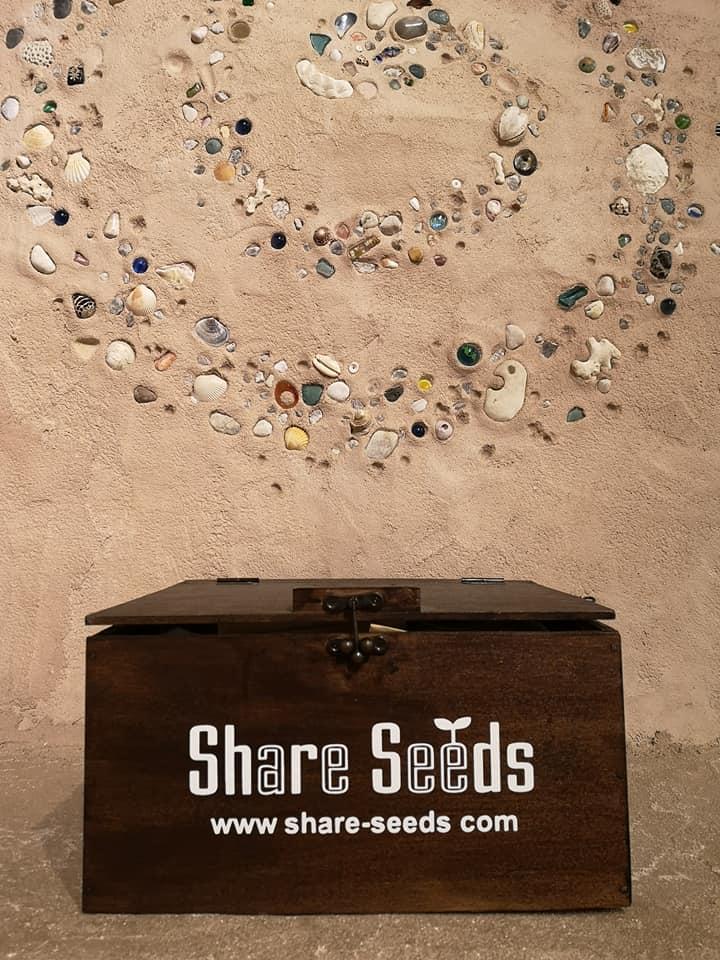 """"""" Share Seeds """"~たねをまこう"""