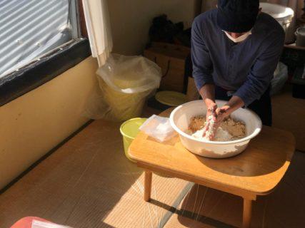 【延期】7/10(土) KoHo「夏の麦味噌つくりワークショップのお知らせ」