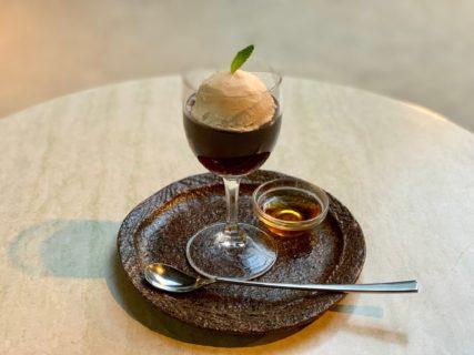 エクアドル有機インタグコーヒーのコーヒーゼリー:2019年4月新メニュー