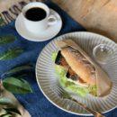 NEW『リンカラン・自家製酵母グラハムパンのサバサンド』~春の新メニュー
