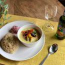 〔期間限定〕夏のグリーンカレーとプーケットビール ~ Og×CafeSlow Special menu